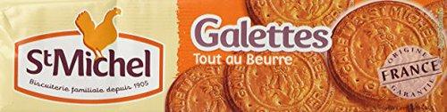 Les galettes Saint-Michel ont été créées dans quelle ville ?