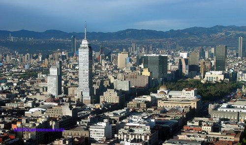 ¿Cuál fue el antiguo nombre de la ciudad de México?