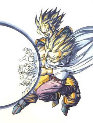 """À quel combat de """"Dragon Ball"""" correspond cette image ?"""