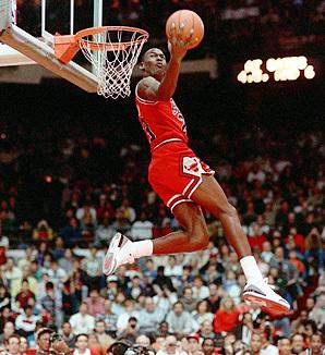 En basketball, quel était le numéro de maillot de Michael Jordan ?