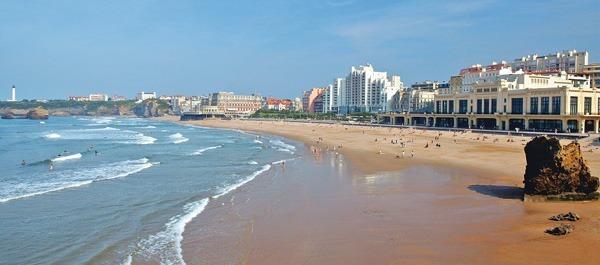 Cette longue plage c'est…