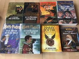 Combien y a-t-il de tomes d'Harry Potter ?