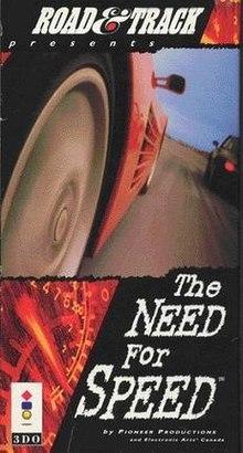 Ve kterém roce vyšel poprvé první díl Need for Speed?