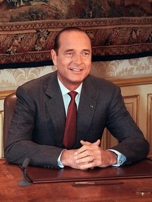De quelle ville Jacques Chirac a-t-il été maire ?