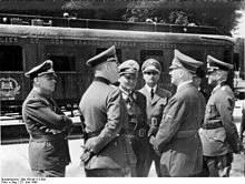 Quelle est la date de l'Armistice entre la France et le Troisième Reich en 1940 ?