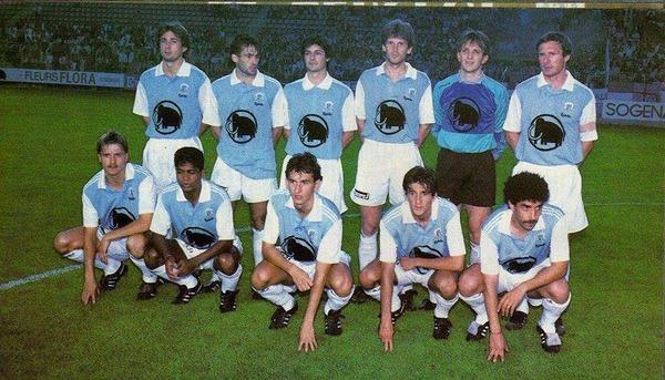 Qu'est-ce que les strasbourgeois ont remporté en 1988 ?