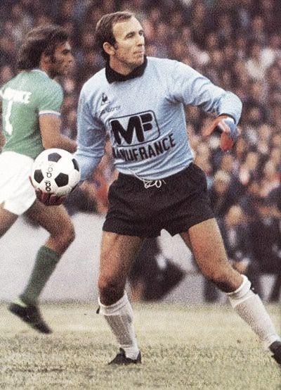 Pour quelle sélection nationale le gardien Ivan Ćurković jouait-il ?