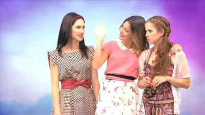 Quelle chanson Violetta, Francesca et Camilla chanteront toutes les 3 ?
