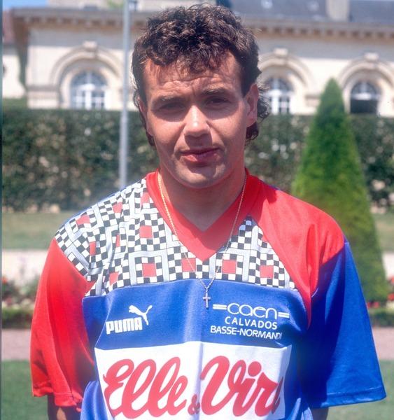 Quel record détient toujours le Caennais Michel Rio en première division ?