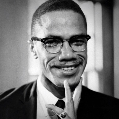 Malcolm X was...