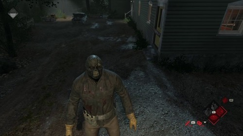 Ile uderzeń trzeba zrobić żeby jasonu spadła maska?