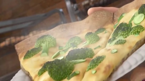 A qual filme pertence esta deliciosa pizza?