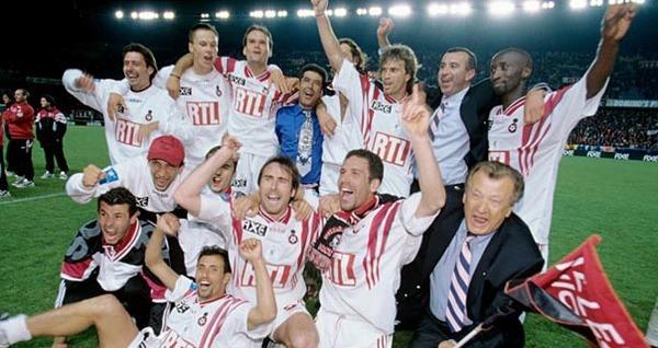 En 1997, de qui les Aiglons viennent-ils à bout aux tirs aux buts, pour remporter leur 3e Coupe de France ?