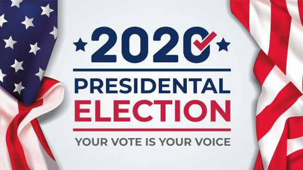 How many candidates are there in the US Presidential elections of November 3, 2020?