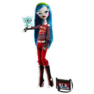 Comment s'appelle cette Monster High ?