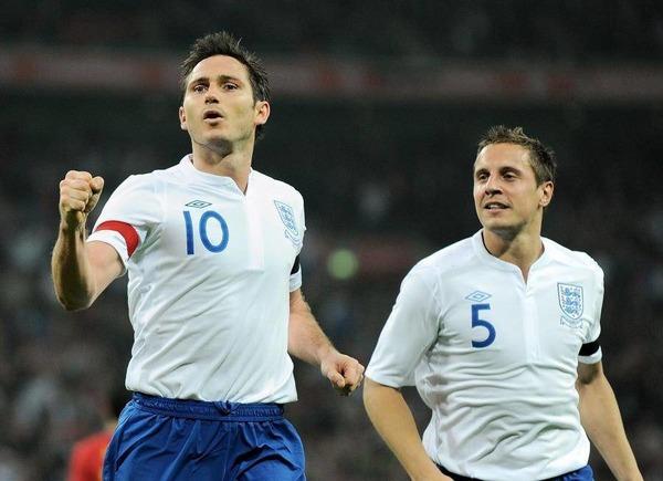 Quel était le poste de prédilection de Frank Lampard ?