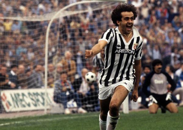 Il est à ce jour le meilleur buteur de l'histoire de la Juventus.