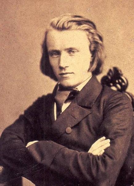 Quel était le prénom de Brahms ?