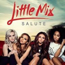 Wat is het eerste nummer op het album Salute ?