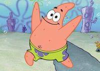 Dans Bob l'Eponge, comment s'appelle son ami l'étoile de mer ?
