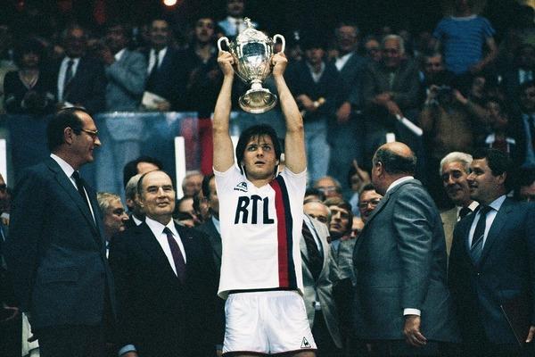 Le PSG remporte sa première Coupe de France en 1982, qui les parisiens battent-ils en finale ?