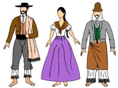 Descendientes de los Europeos nacidos en América