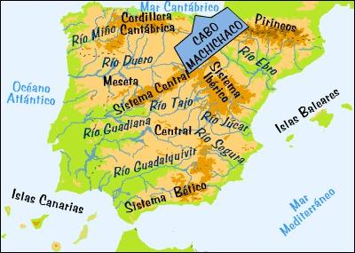 El cabo de Machichaco se encuentra en la provincia de: