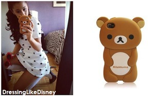 coque iphone 6 nounours