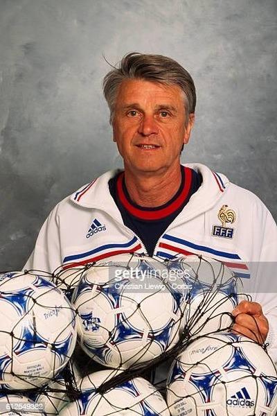 Il est le sélectionneur français pour ce Mondial, il s'agit de :