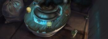 Quelle potion fabrique Hermione en toute illégalité ?