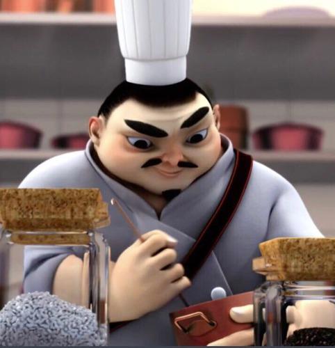 On appelle l'oncle de Marinette Cheng Shifu, mais aussi ... ?