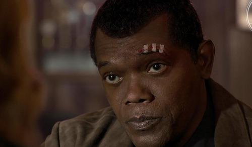 Dans ce film, nous apprenons que le nom complet de Nick Fury est :