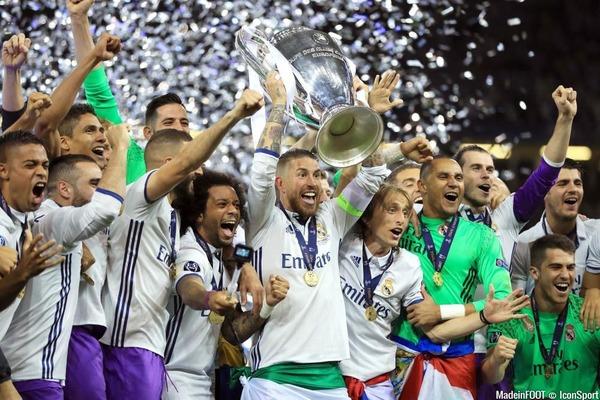 Qui perd la finale de 2017 contre le Real Madrid ?