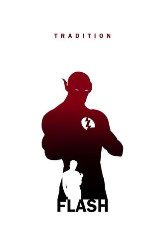 Quel travail fait Barry en dehors d'être un super héros?
