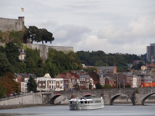 Dans quelle mer se jette la Meuse ?