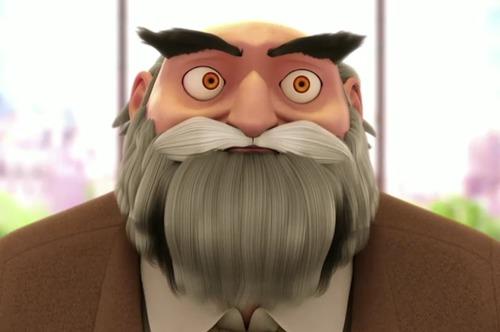 M.Damoclès est apparu pour la première fois dans... ?
