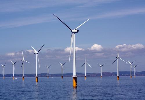 Qual é o nome da energia gerada através da força dos ventos ?