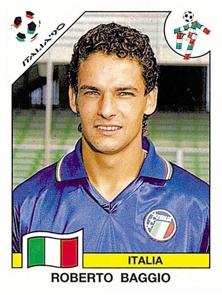 En 1990 il dispute son premier Mondial et inscrira son premier but contre ....
