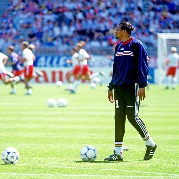 Bernard Lama est le second gardien des bleus dans ce Mondial, mais qui est le 3e ?