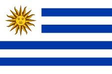 Capitale de l'Uruguay :