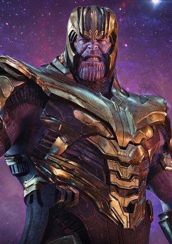 De quelle planète est originaire Thanos ?