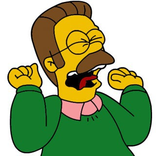 Ned Flanders est :