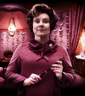 What is the patronus of Dolores Umbridge ?