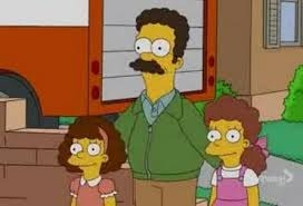 Parmi ces filles de Ted Flanders, qui est l'aînée ?