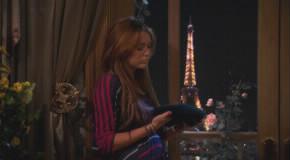 """Dans l'épisode """"Mon film ma bataille"""", Miley se rend compte que Lilly veut venir avec elle, en France. Comment lui fait-elle comprendre ?"""