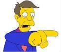 Comment s'appelle le directeur de l'école de Bart & Lisa ? (Nom entier)