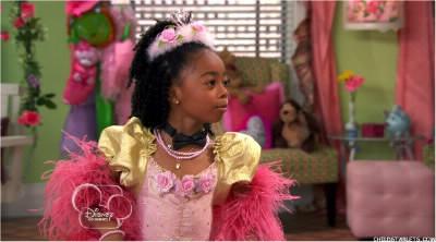 Qui est ce personnage dans Jessie ?
