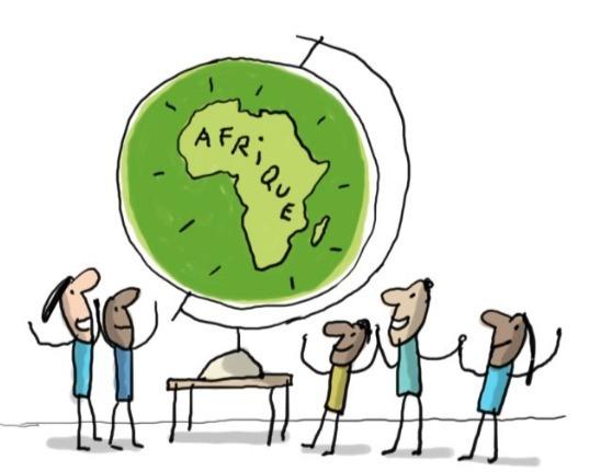L'Afrique est un continent qui couvre ... % de la surface de la Terre