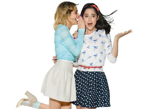 Violetta va-t-elle pardonner Francesca pour lui avoir caché sa relation avec Diego ?