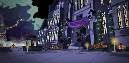 Kako se zove škola čudovišta?
